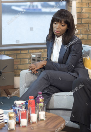 Editorial photo of 'This Morning' TV Programme, London, Britain - 13 Jul 2015