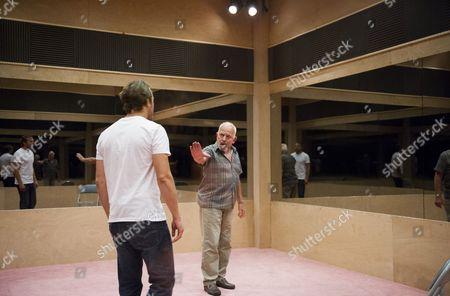 Lex Shrapnel as His Sons, John Shrapnel as Salter,