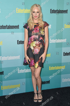 Editorial picture of Entertainment Weekly photocall at Comic-Con, San Diego, America - 11 Jul 2015