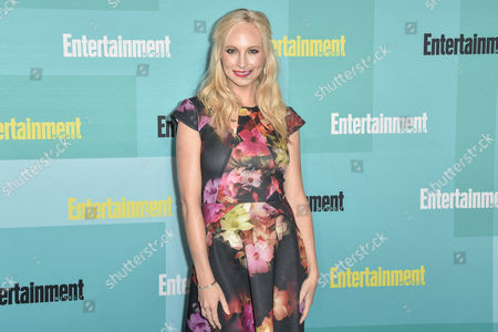 Editorial photo of Entertainment Weekly photocall at Comic-Con, San Diego, America - 11 Jul 2015