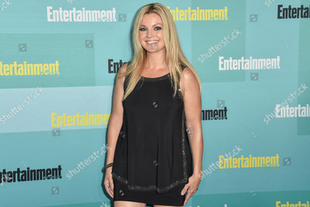 Stock Picture of Clare Kramer
