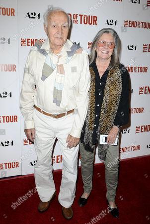 Robert Loggia & wife Audrey Loggia