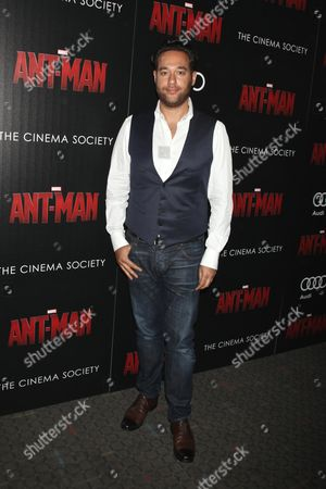 Editorial image of 'Ant-Man' film premiere, New York, America - 13 Jul 2015