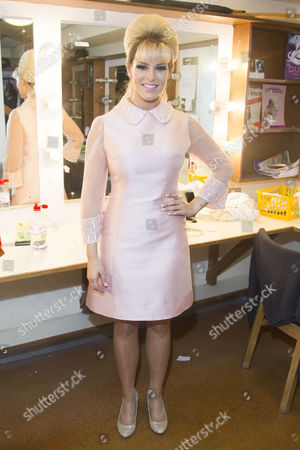 Editorial photo of 'Dusty the Musical' First Night, London, Britain - 14 Jul 2015