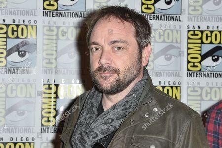Editorial photo of 'Supernatural' TV series photocall, Comic-Con, San Diego, America - 12 Jul 2015