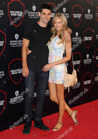 Melissa Ordway and Justin Gaston