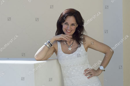 Actress Silvia Marso attends 'Solo Quimica' photocall at Innside hotel