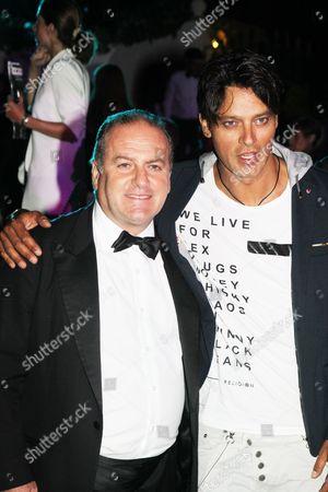 Pascal Vicedomini and Gabriel Garko
