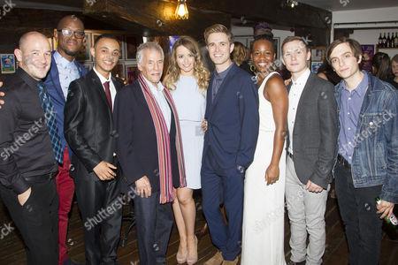 Steven Hoggett (Director), James Williams (Cast), Renato Paris (Cast), Burt Bacharach (Music), Stephanie McKeon (Cast), Kyle Riabko (Cast), Anastacia McCleskey (Cast), Greg Coulson (Cast) and Daniel Bailen (Cast)