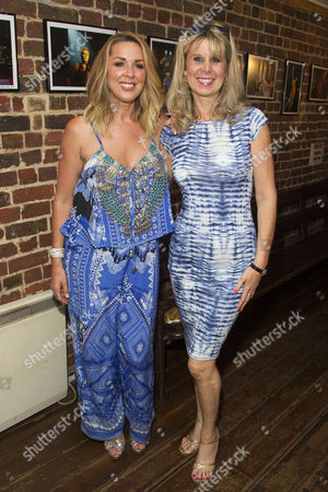Claire Sweeney and Julia Engleman