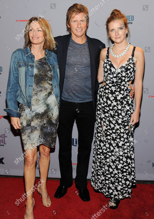 Ann Lembeck, Denis Leary, Devin Leary