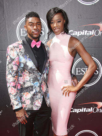 Stock Image of Destinee Hooker and guest