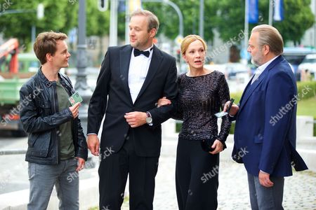 Ludwig Blochberger, Stephan Grossmann, Katja Flint, Jan Gregor Kremp