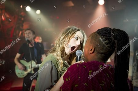 Editorial photo of 'What's it All About?Bacharach Reimagined' Musical performed at the Menier Chocolate Factory, London, Britain - 14 Jul 2015