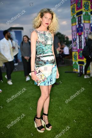 Editorial photo of Adidas Originals x Mary Katrantzou Sunset Rooftop Party at Snap Studios, London, Britain - 16 Jul 2015