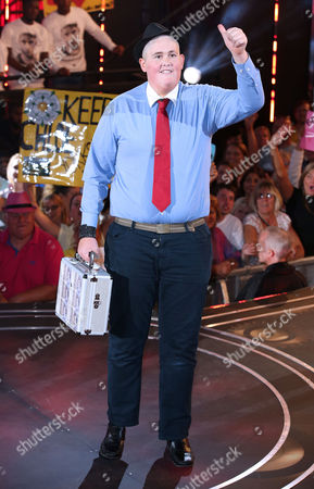 Editorial picture of 'Big Brother' TV show final, Elstree Studios, Hertfordshire, Britain - 16 Jul 2015