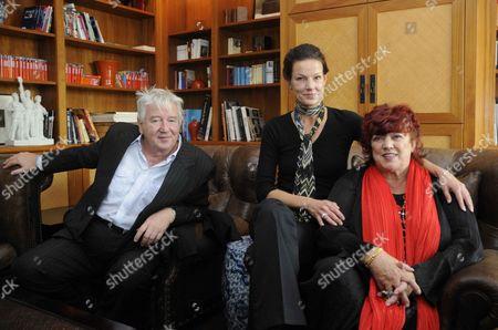Wolf Gremm, Tanja and Regina Ziegler