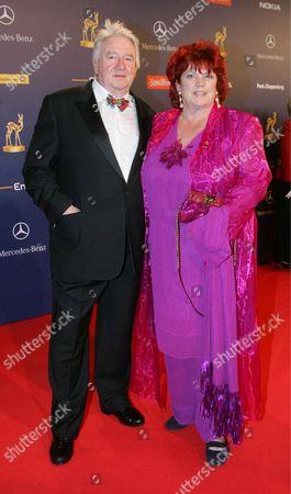 Dr. Regina Ziegler and Wolf Gremm