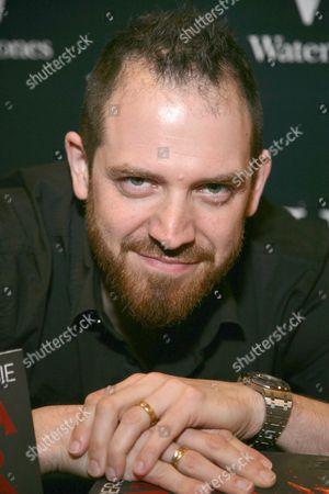 Stock Photo of Joe Abercrombie