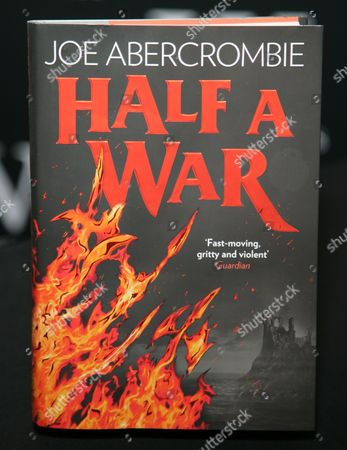 Stock Picture of 'Half A War' by Joe Abercrombie