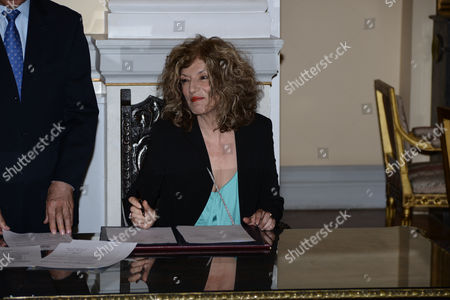 Sia Anagnostopoulou, new Alternate Minister of Foreign Affairs
