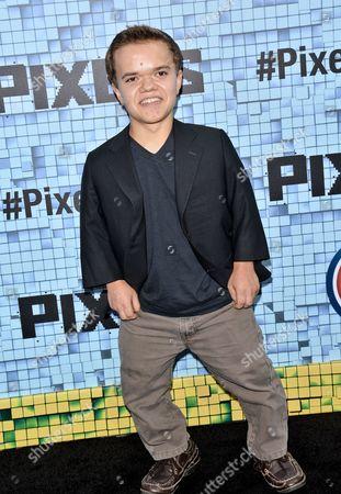 Editorial image of 'Pixels' film premiere, New York, America - 18 Jul 2015