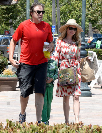 Editorial photo of Kevin Nealon out and about in Los Angeles, America - 18 Jul 2015