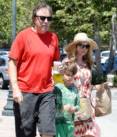 Editorial picture of Kevin Nealon out and about in Los Angeles, America - 18 Jul 2015