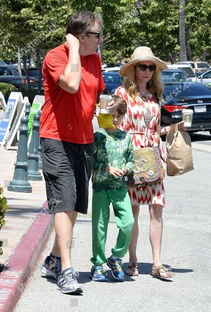 Editorial image of Kevin Nealon out and about in Los Angeles, America - 18 Jul 2015