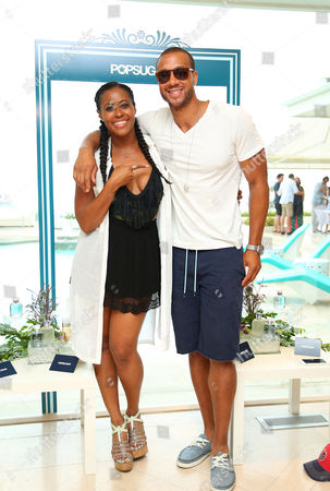 Nichelle Hines and Aaron Hines