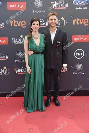Maria Marull and Damian Szifron