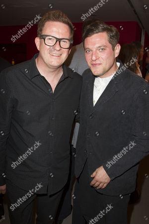 Matthew Bourne (Director/Choreographer) and Mathew Horne