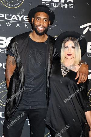 Editorial photo of 'The Players Awards', Las Vegas, America - 19 Jul 2015