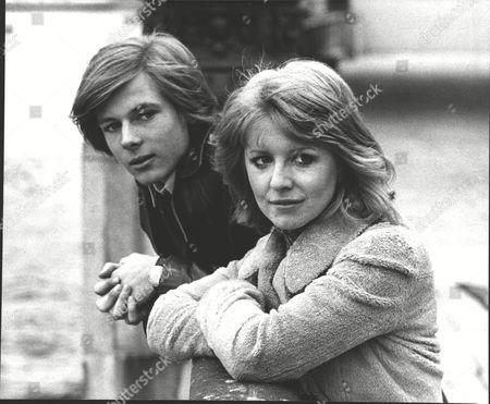 Film 'deep End' (1970) Jane Asher And John Moulder Brown. Box 0604 06072015 00441a.jpg.