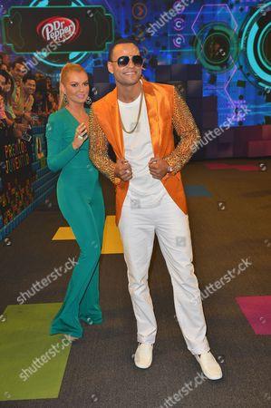 Editorial image of Premios Juventud Awards, Miami, Florida, America - 16 Jul 2015
