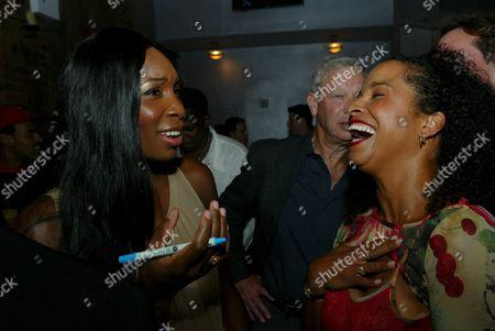 Venus Williams & Rae Dawn Chong