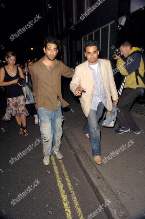 Ray Panthaki and Ameet Chana