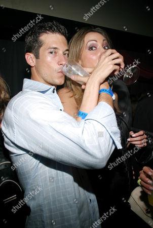 Katrina Campins and Ben Moss