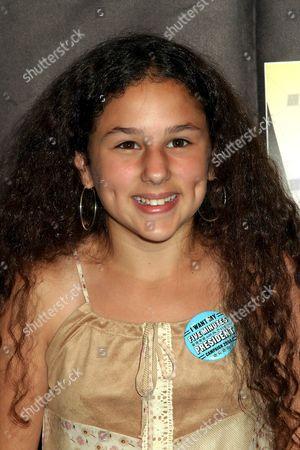 Stock Picture of Hallie Eisenberg