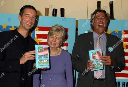 Ron Reagan, Eleanor Clift, Chris Lawford