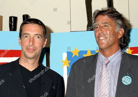 Ron Reagan, Chris Lawford