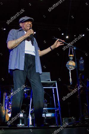 American singer Al Jarreau (Alwyn Lopez Jarreau)