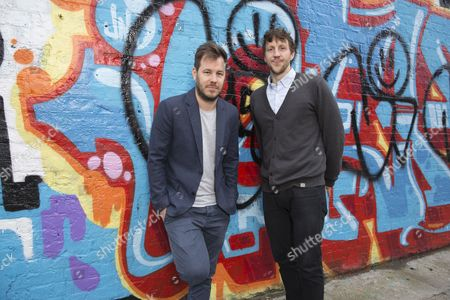 'Offline Dating' actor Tom Greaves and director Samuel Abrahams