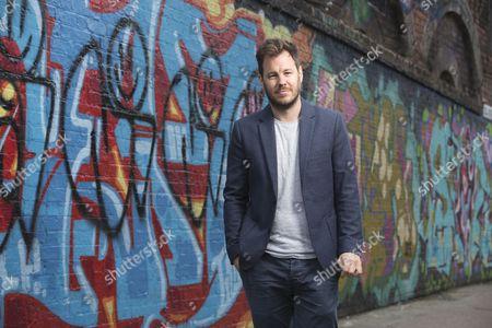 Stock Photo of 'Offline Dating' director Samuel Abrahams