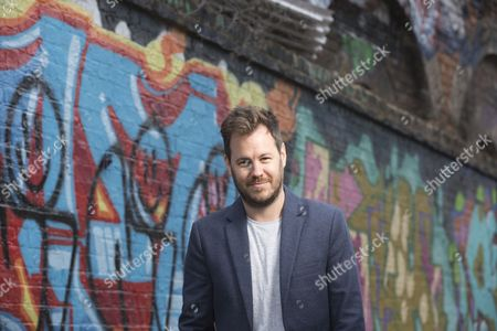 Editorial image of Samuel Abrahams, Shoreditch, London, UK - 15 Jul 2015