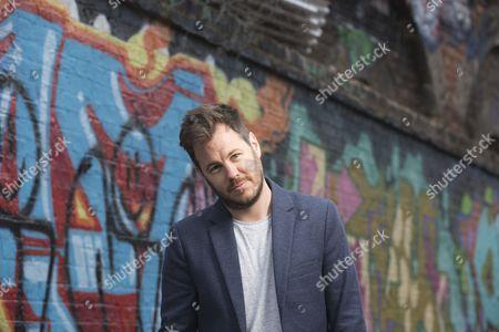 Stock Image of 'Offline Dating' director Samuel Abrahams