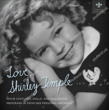 Editorial image of Shirley Temple memorabilia auction, America - Jul 2015