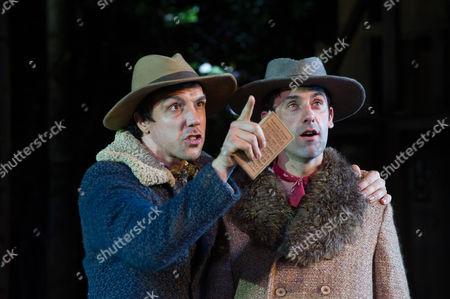 Alex Gaumond (Adam), James Leece (Benjamin)