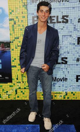 Editorial photo of 'Pixels' film premiere, New York, America - 18 Jul 2015