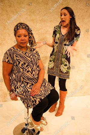Editorial picture of 'Love, Lost & What I Wore' by Delia and Nora Ephron at the Mill Theatre Sonning, Berkshire, Britain - 21 Jul 2015